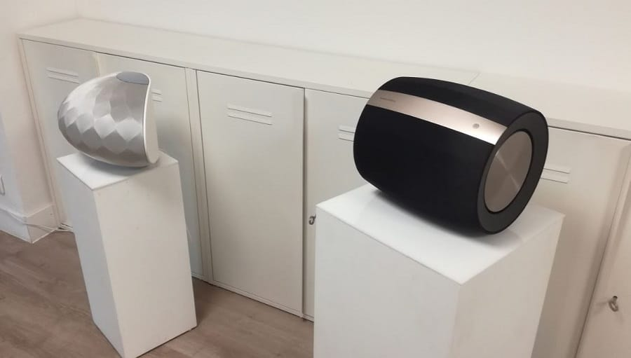 bowers & wilkins formation gamme