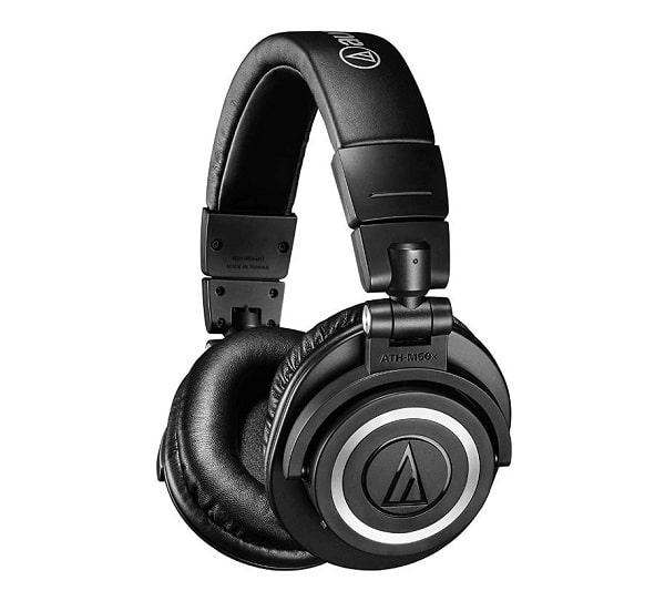 casque audio sans fil audio technica ath mx50xbt