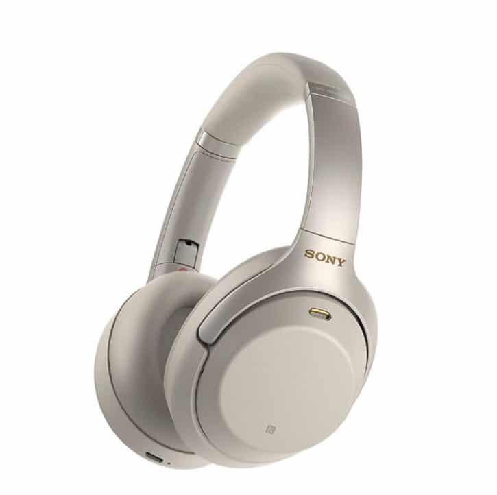 casque audio sans fil sony wh 1000xm3