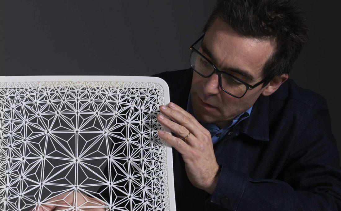 Chaise IA design génératif