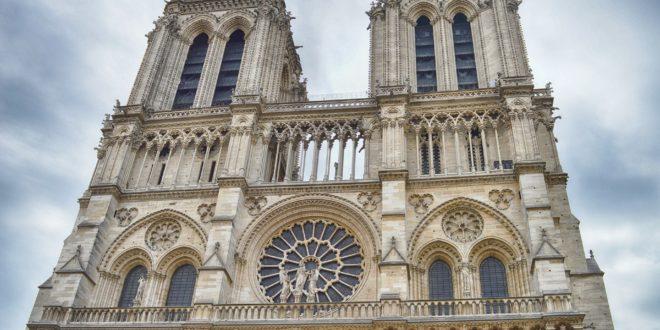 Des drones ont aidé les pompiers de Paris à sauver Notre-Dame