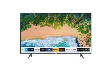 smart tv SAMSUNG UE55NU7105K
