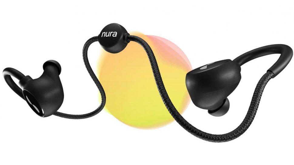 écouteurs sans fil NuraLoop de Nura sur un utilisateur design