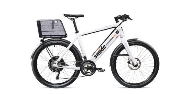 Un des vélos électriques de Bond Mobility