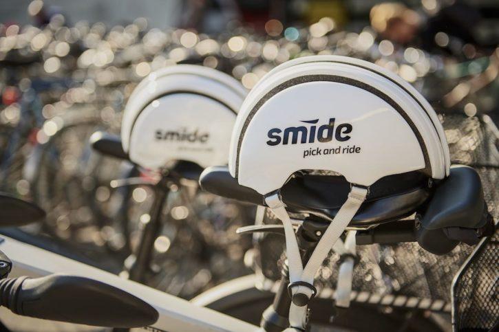 Ces vélos électriques ne nécessitent pas de bornes d'attache