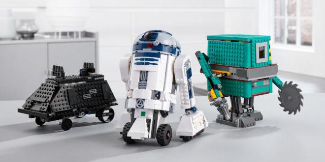 Lego Star Wars Boost Droid