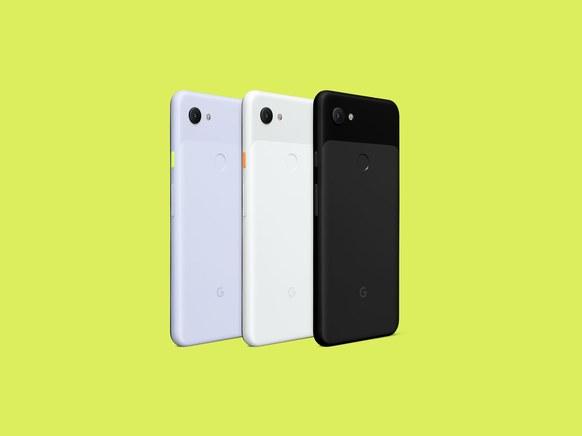 Pixel-3a présenté pendant le Google I/O 2019