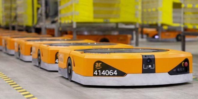 Robots Hercule d'Amazon