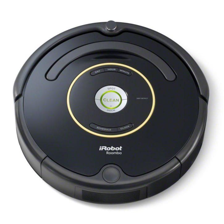 robot aspirateur Roomba 650