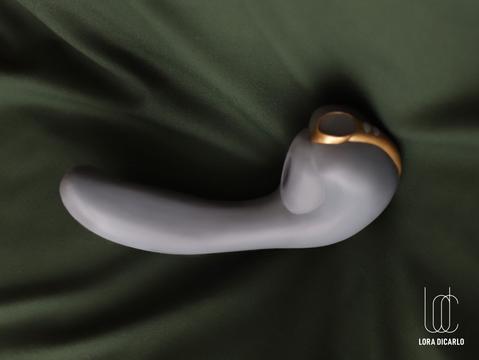 Sex toy féminin Osé massager de Lora DiCarlo