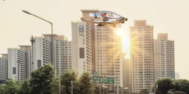 Taxis volants de Eva