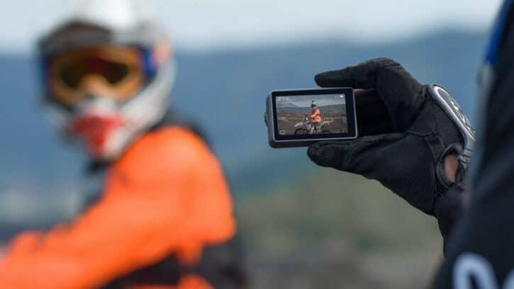 caméra d'action DJI Osmo action