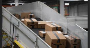 Entrepôts Amazon automatisés
