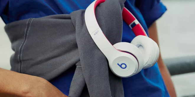 Beats solo 3 blanc d'apple