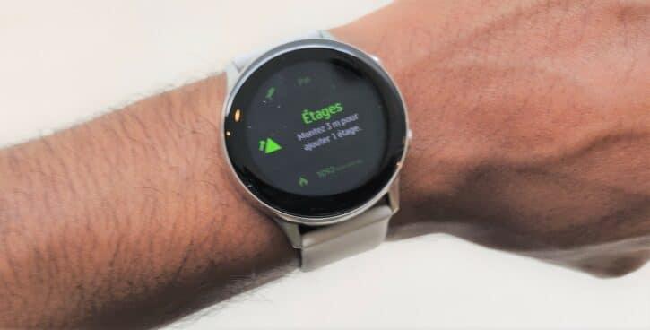 Etages Samsung Galaxy Watch Active