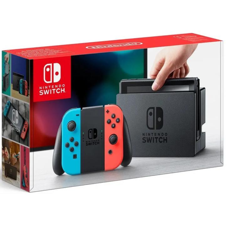 Nintendo switch pour les soldes d'été 2019