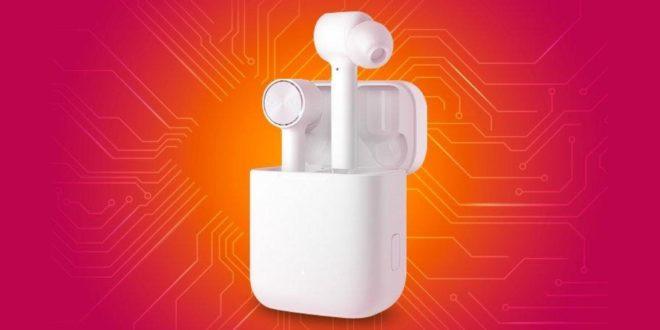 écouteurs sans fil bluetooth xiaomi mi true wireless