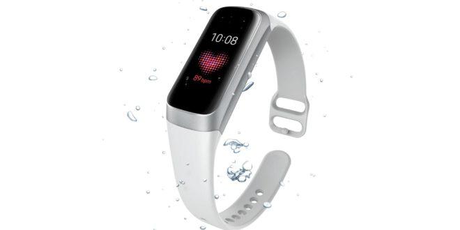 bracelet connecté Samsung Galaxy fit