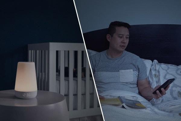 Rest+ babyphone pour garder un oreille sur bébé