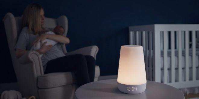 Rest+ objet pour sommeil connecté pour bébés et enfants en bas âge