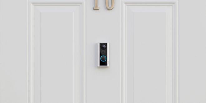 sonnette connectée Ring Door View Cam