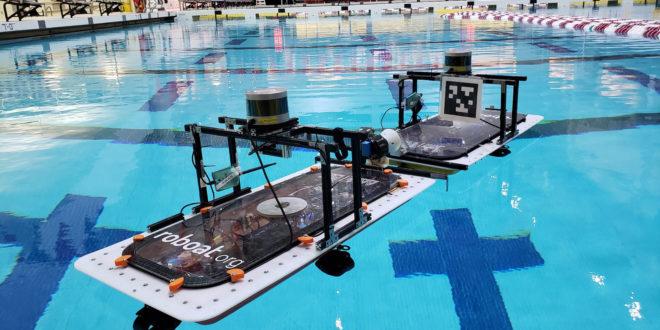 Roboats, robots flottants autonomes