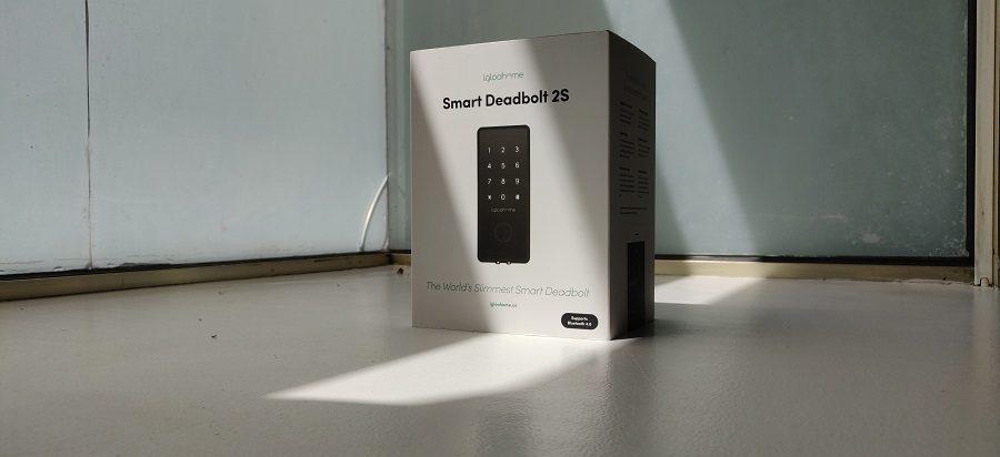 smart deadbolt 2S