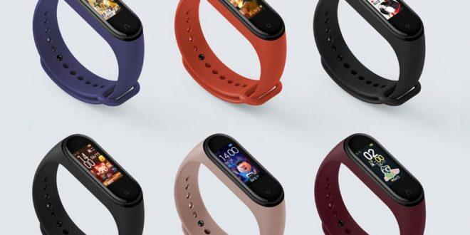 Mi Band 4 : Xiaomi dévoile la nouvelle génération de son bracelet connecté