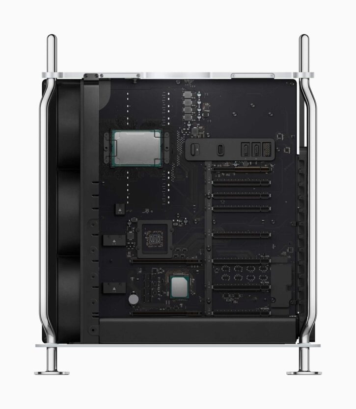 apple mac pro 2019 composants