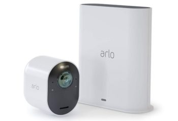 arlo ultra visiophone connecte