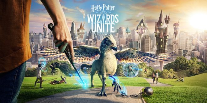 harry potter wizards unite succes