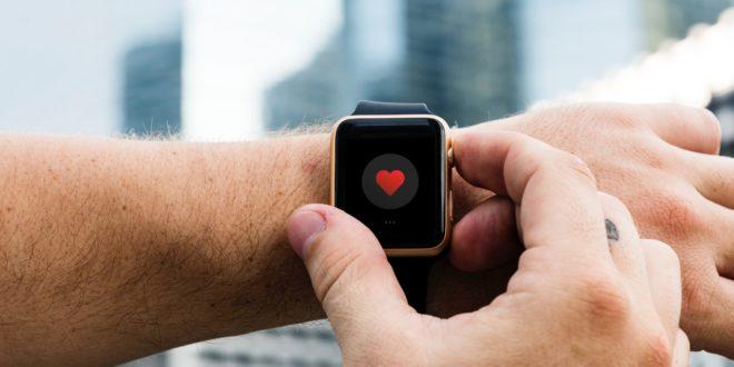 montre connectée dotée d'une fonctionnalité santé