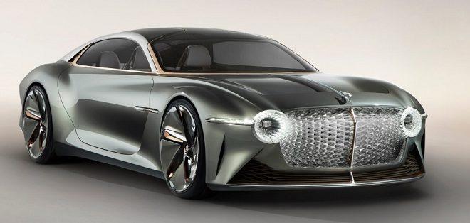 Bentley voiture intelligente