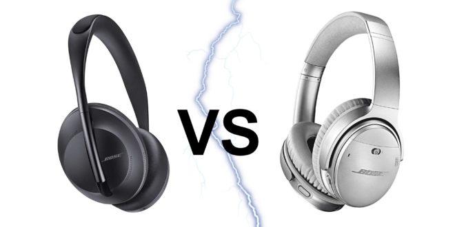 Bose headphones 700 VS Bose quietcomfort 35 II