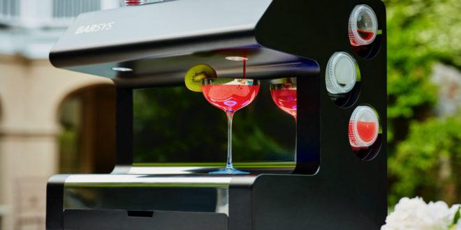Robot-barman Barsys 2.0