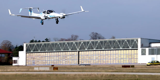 avion ayant réussit un atterrissage autonome