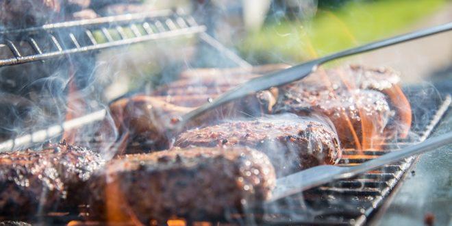 barbecue connecte