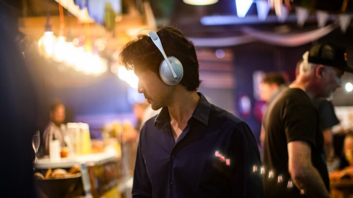casque audio à réduction de bruit Bose Headphones 700