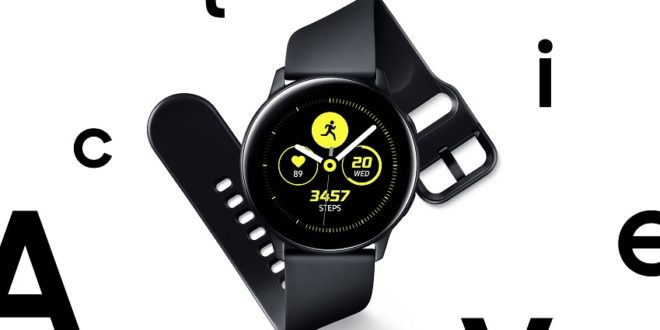 ecg galaxy watch active 2