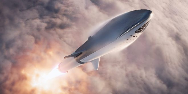 SpaceX Starship 2021