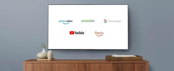 youtube fire tv chromecast prime video