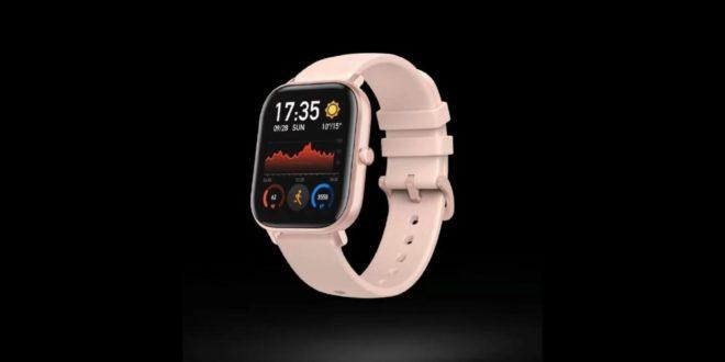 Xiaomi cole de l'Apple Watch, Amazfit avec PPP élevé