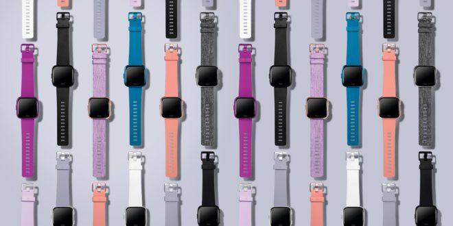 Montres connectées Fitbit Versa Lite
