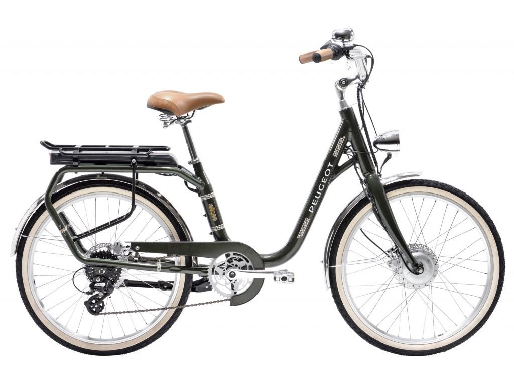 vélo électrique Peugeot eLC01