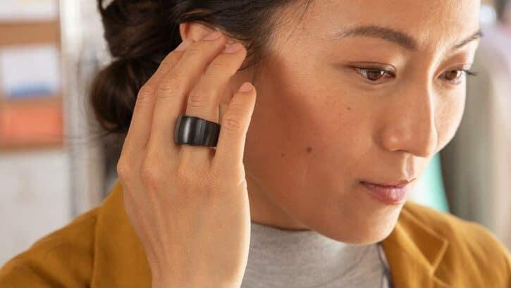 Anneau connecté amazon echo loop pour appel téléphonique