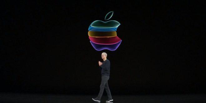 Apple annonces keynote