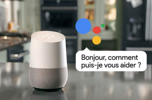 assistant vocal de Google