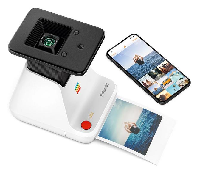 Polaroid Lab de Polaroid Originals vu de haut