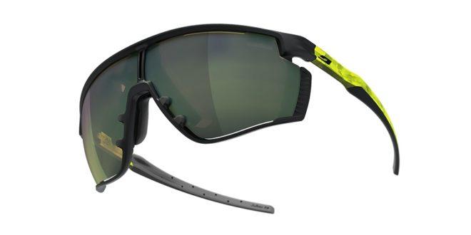 EVAD-1 : les lunettes de sport connectées avec affichage de données
