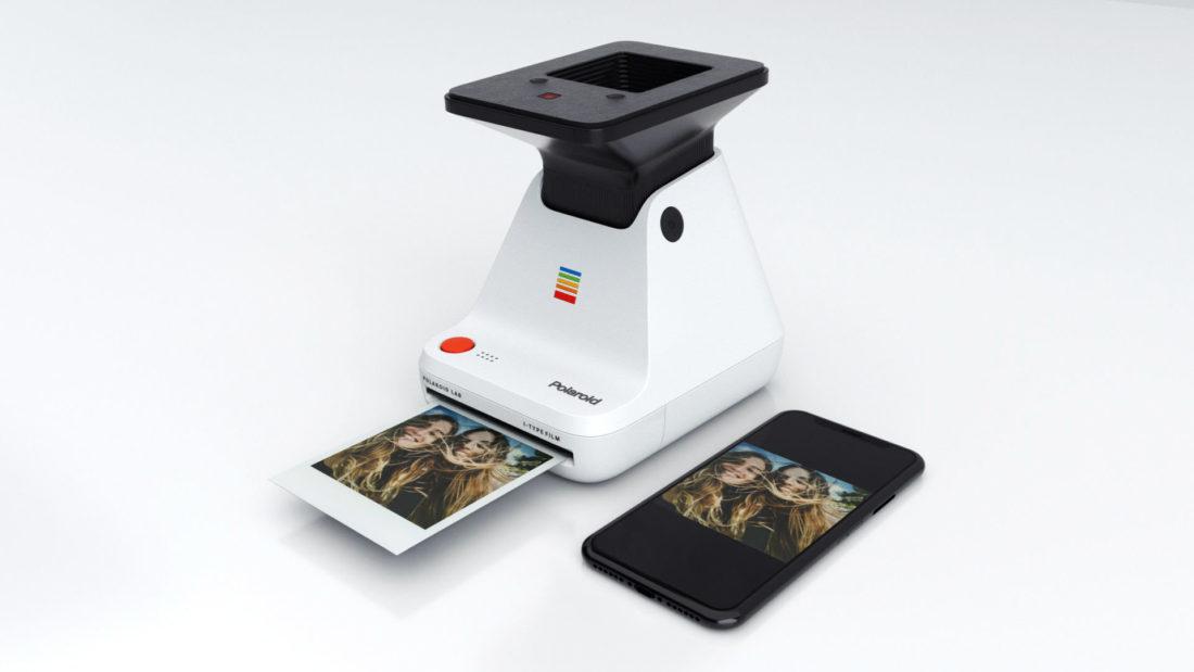 Polaroid Lab de Polaroid Originals